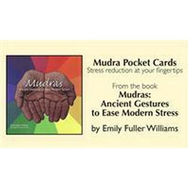 Mudra Pocket Cards: Stress Reduction at Your Fingertips [With Bag] (Övrigt format, 2013)
